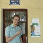 Animateur d'antenne de l'école d'ingénieur ISTAC à N'Djamena