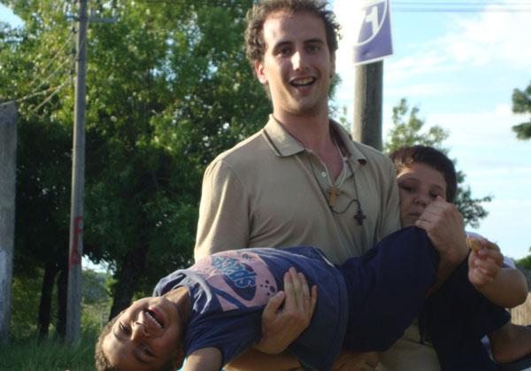 Simon, Volontaire inigo en mission apostolique à Mendoza-Argentine
