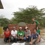 Juliette et Jean-Marc, volontaires inigo à Guayaquil en Equateur