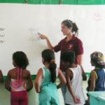 Alicia et Vincent, volontaires inigo à Guayaquil en Équateur