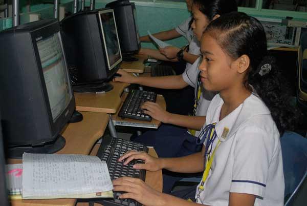 ERDA Tech Computer class