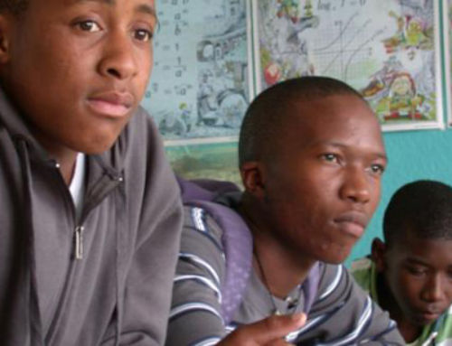 Informaticien dans un centre universitaire en Centrafrique