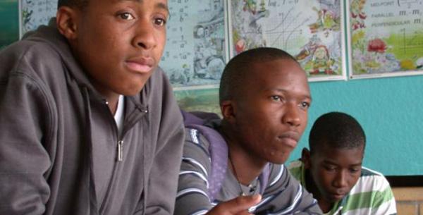 étudiants africains