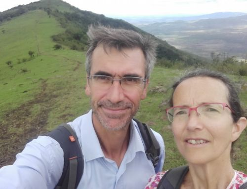 Des nouvelles de Béatrice et Sylvain en volontariat au Kenya