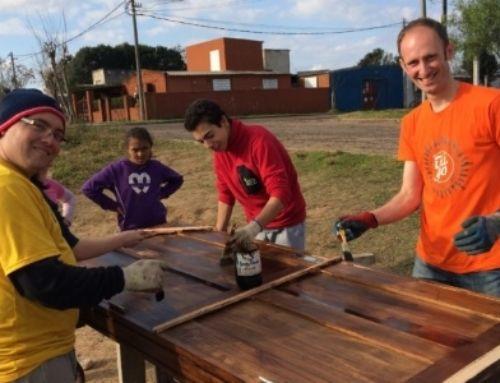 Des nouvelles de Régis, volontaire Inigo en Uruguay