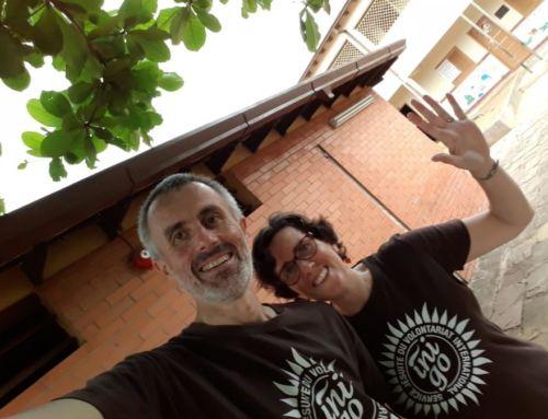 Bientôt en fin de mission, Anne et Marc nous donnent quelques nouvelles